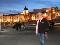 2016 06 14 Trafalgar Square bei Nacht