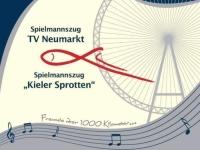Plakat für gemeinsames Konzert