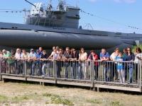 2016 06 28 Laboe - Gruppenfoto vor dem U_Boot 995
