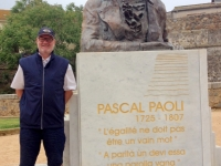 2016 05 29 Ajaccio Denkmal Pascal Paoli