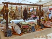 2016 05 29 Ajaccio Markt am Hafen