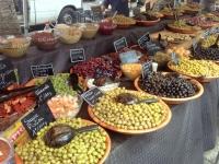 2016 05 29 Ajaccio Markt im Hafen