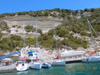 2016 05 30 Hafen in Bonifacio