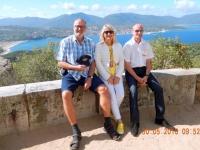 2016 05 30 Reiseleiterin Simone und Busfahrer Thomasz