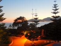 2016 05 30 Sonnenuntergang im Hotel