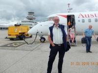 2016 05 31 Ankunft in Linz