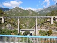 2016 05 31 Fahrt über die Berge nach Bastia