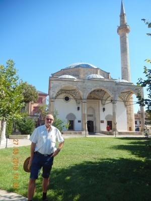 2016 08 27 Pristina Sultan Mehmed Fatih Moschee von aussen