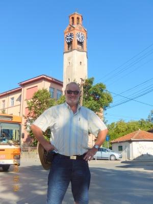 2016 08 27 Pristina Uhrturm