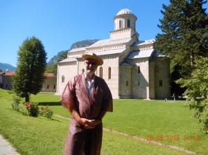 2016 08 28 Kloster Decani Visoki Unesco Weltkulturerbe