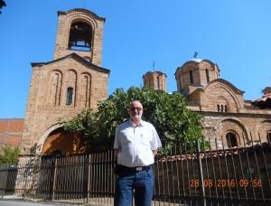 2016 08 28 Prizren Mutter Gottes Kirche Levishka Unesco