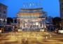 2016 09 11 Europapark_Innenhof des Hotels Castello für die Show Imperio