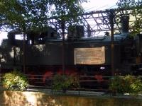Alte Dampflok