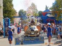 Erinnert ein wenig an Disneyland