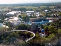 Europapark von oben