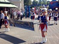 2016 09 11 Europapark_Beginn der täglichen Parade