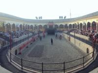 2016 09 11 Rust Europapark Arena für Ritterspiele