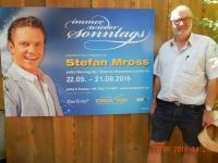 2016 09 11 Europapark_Moderator der Sendung immer wieder Sonntags_Stefan Mross