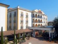 Rundfahrt mit dem Europark_Express vorbei am Hotel El Andaluz