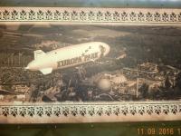 Wartebereich des Eurotower_Informationen über Zeppeline