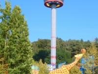 Legoland Turm aus der Ferne