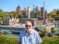 2016 09 12 Legoland_Römer in Frankfurt mit Mainhattan