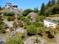 Schweiz mit dem James Bond Berg Schilthorn