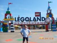 2016 09 12 Legoland_Wir sind die einzigen Eintrittsgäste um diese Zeit