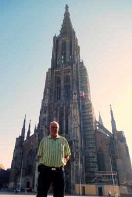 2016 09 13 Ulm Münster_höchster Kirchturm der Welt