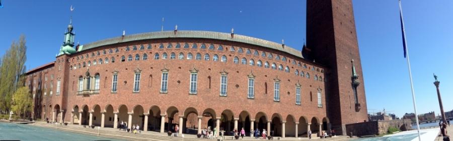 2016 05 09 Stockholm Stadthaus_Nobelpreisverleihung