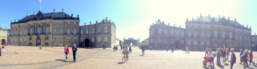 2016 05 12 Kopenhagen Schloss Amalienborg