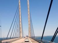 2016 05 12 Öresundbrücke Malmö Schweden Jetzt fahren wir drüber