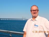 2016 05 12 Öresundbrücke Schweden Dänemark