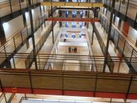 2016 05 13 Göteborg Das Hotel Quality 11 war ein ehemaliges Gefängnis