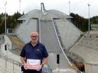 2016 05 14 Oslo Holmenkollen Schisprungschanze