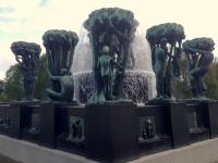 2016 05 14 Oslo Vigeland Skulpturenpark