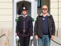 2016 05 15 Oslo Schloss Wache