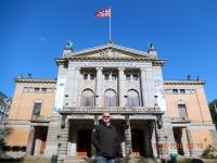 2016 05 15 Oslo Wunderschönes Nationaltheater