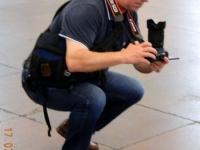 Auch unser Reisebegleiter konzentriert sich beim Fotografieren