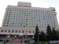 Hotel Siberia nur zum frisch machen und duschen