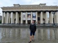 Novosibirsk Opernhaus