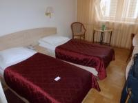 Zimmer im Hotel Siberia nur zum frisch machen und duschen