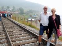2016 07 24 Baikalseefahrt Zugstopp in Angassolka
