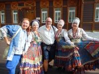 2016 07 24 Baikalseefahrt Ankunft in Port Baikal