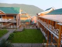Baikalsee gemütliche Unterkunft