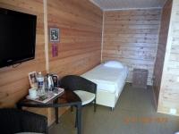 Einfache aber saubere und grosse Zimmer