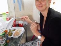 Mittagessen Faschierte Leibchen mit Gemüsereis