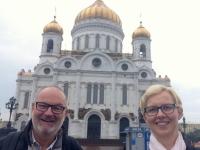 2016 07 18 Moskau Christi Erlöserkirche