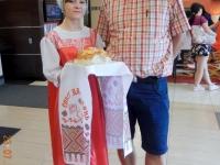 2016 07 23 Irkutsk Empfang im Hotel