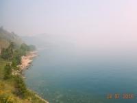 2016 07 24 Fahrt entlang des Baikalsee